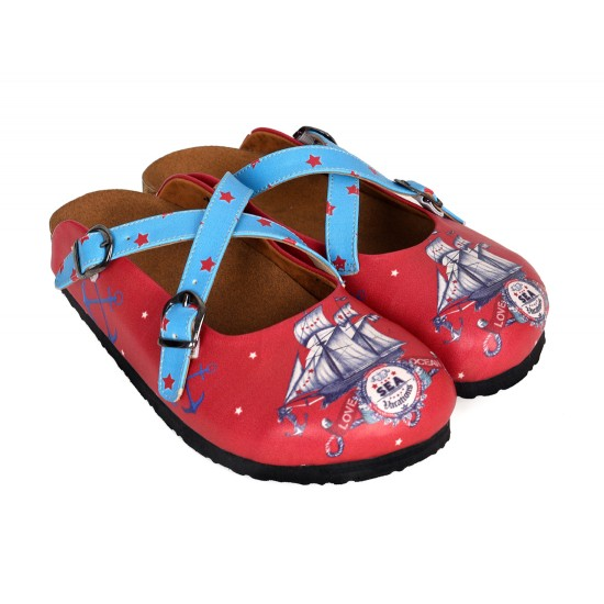 Grozy Love Ocean Women's Slippers