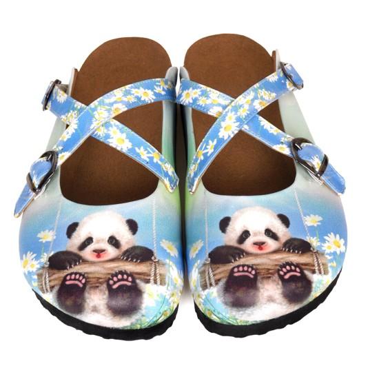 Grozy Swing Panda Kadın Terlik