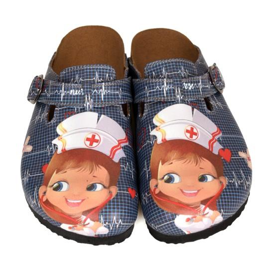 Grozy Nurse Women's Slippers
