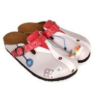 Grozy Doctor Women's Slippers