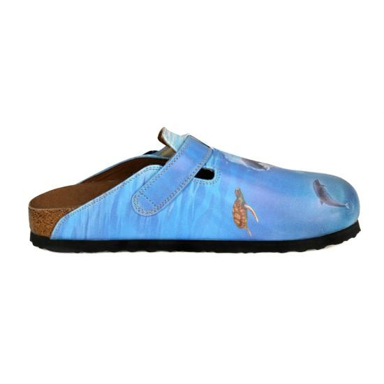 Grozy Dolphin Women's Slippers