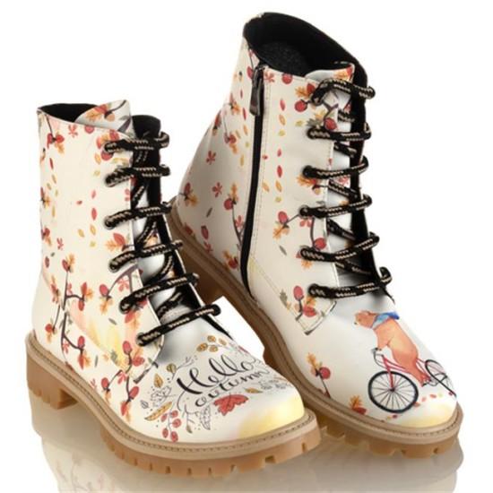 Grozy Hello Autumn Lady / Children's Half Boot