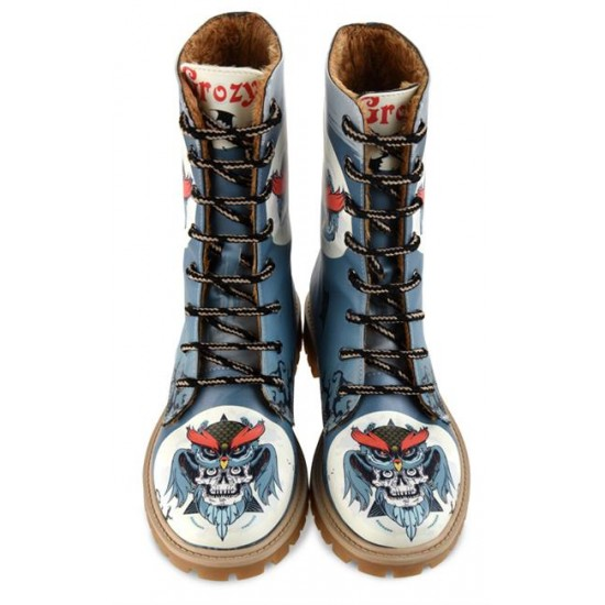 Grozy Halloween Ladies / Kids Long Boots
