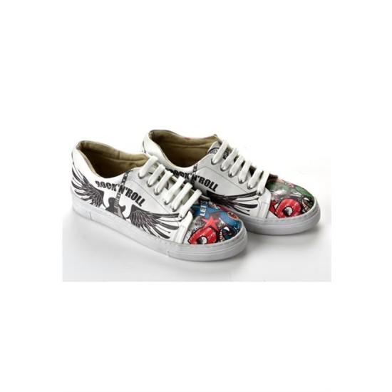 Grozy Lets Rock'n Roll Bayan Sneakers