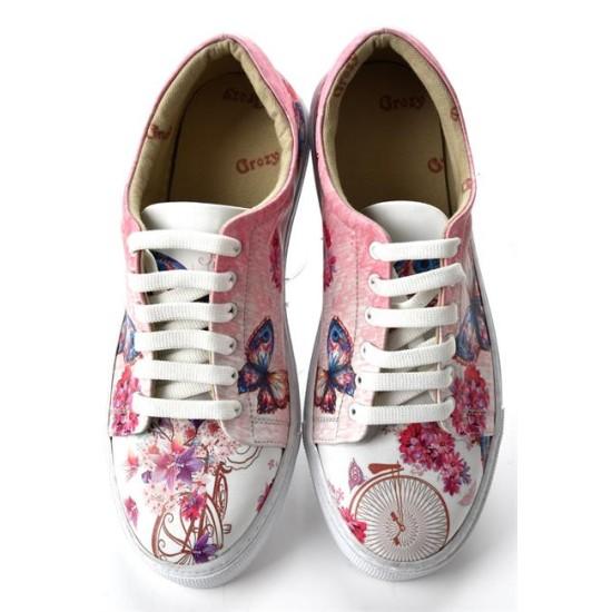 Grozy Butterfly Mill Bayan Sneakers