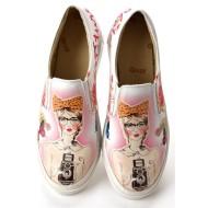 Grozy Glass Shots Vans Ladies Shoes