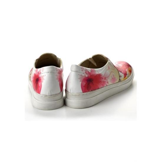 Grozy Flower Dreams Vans Ladies Shoes