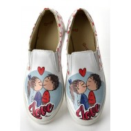 Grozy Sweet Love Vans Ladies Shoes