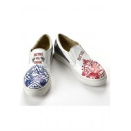 Grozy Rock'n Roll Vans Bayan Ayakkabı