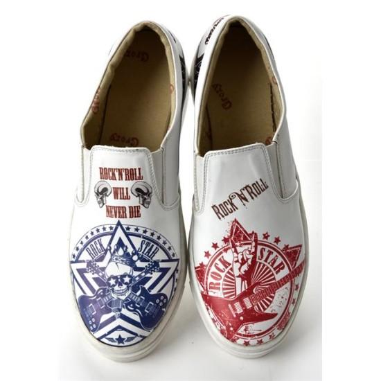 Grozy Rock'n Roll Vans Ladies Shoes