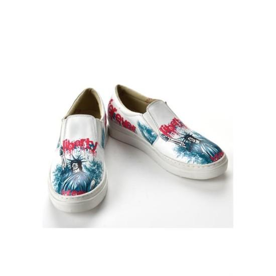 Grozy Liberty Vans Ladies Shoes