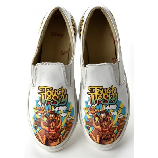 Grozy Touch the Sky Vans Ladies Shoes