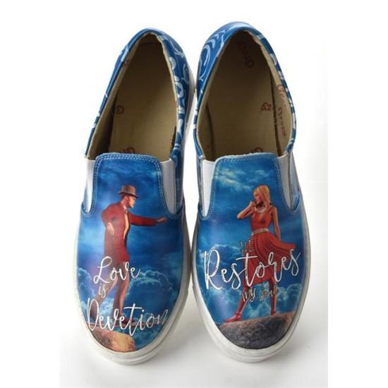 Grozy My Soul Vans Ladies Shoes