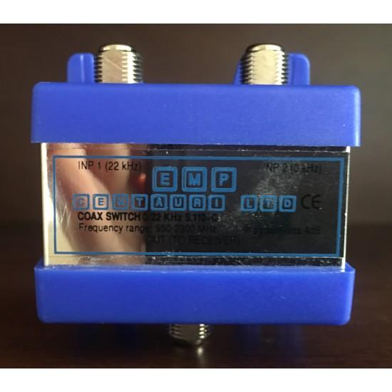 EMP Centaurı Coax Switch