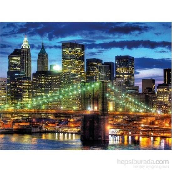 1500 Puzzle New York Silhouette RPB162727
