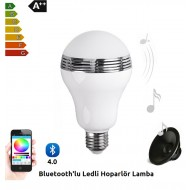 Led Bluetooth Speaker 5w Bulb