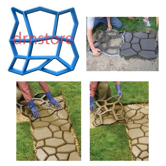 Garden stone mold