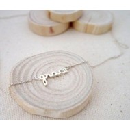 Handwritten Necklace with Name