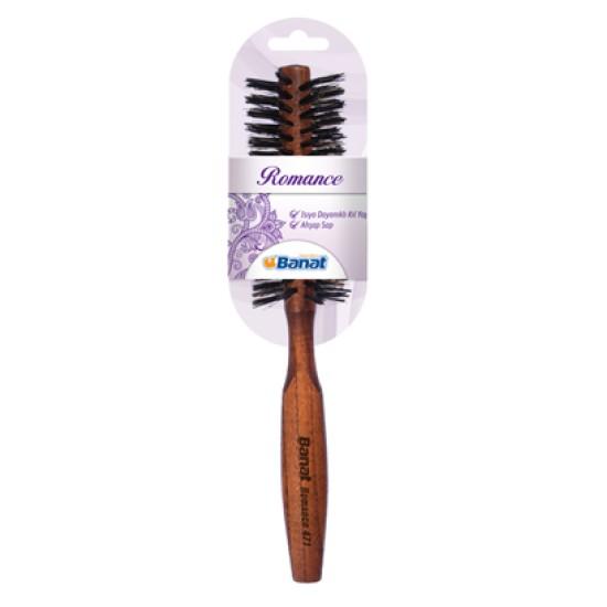 Banat Romance 471 Hairbrush