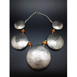 Handmade Metal Necklace