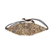 Indian Brass Bracelet