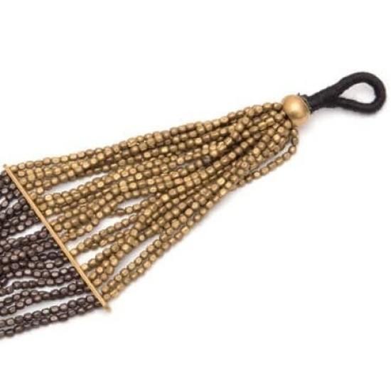 Indian Brass Bracelet -1
