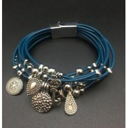 Blue Multi Chance Bracelet