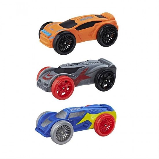 Nerf Nitro Car 3 Pack C0774
