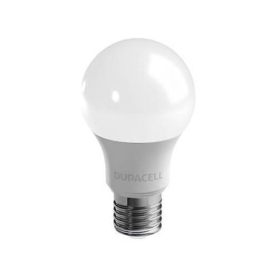 Duracell 9 watt 60w frosted white light ( 2 pcs )