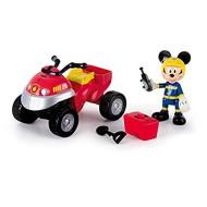 Mickey Mouse Club House Fireman Mickey and ATV Car