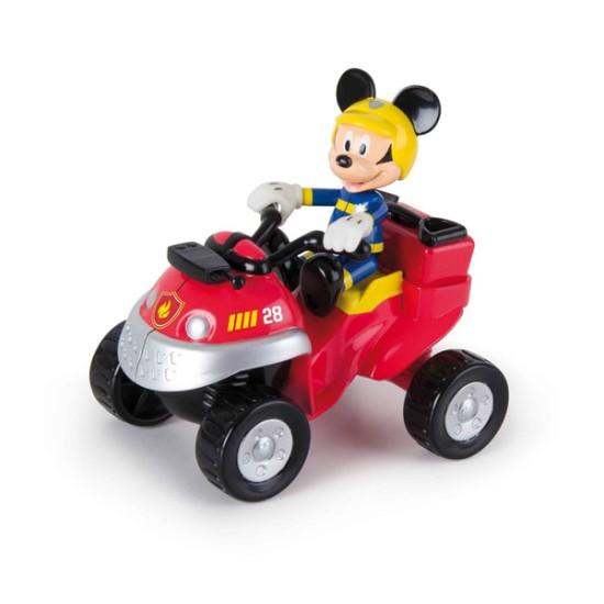 Mickey Mouse Club House İtfaiyeci Mickey ve ATV Arabası