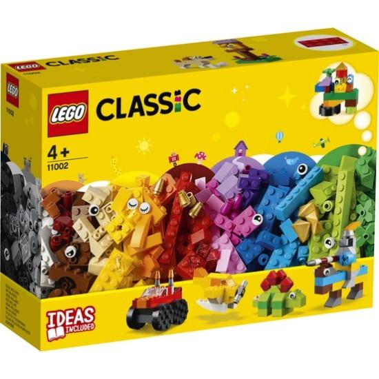 LEGO Classic 11002 Basic Building Piece Set