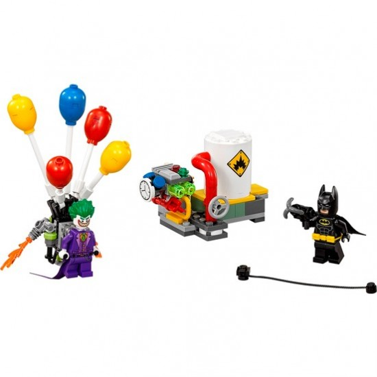 LEGO 70900 Batman Movie Joker  Balonla Kaçış