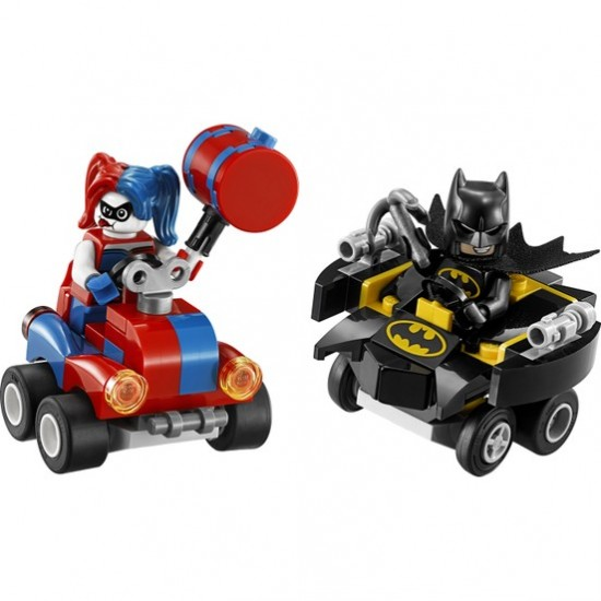 LEGO 76092 Super Heroes Mighty Micros
