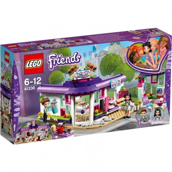 LEGO Friends 41336 Emma's Art Café