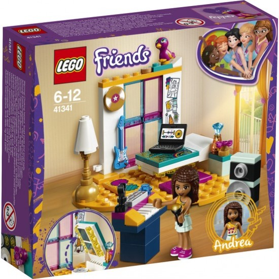 Lego Friends 41341 Andrea's Bedroom