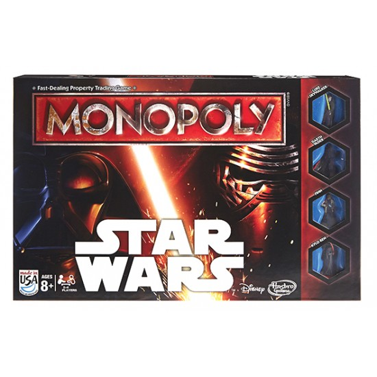 Monopoly Star Wars New