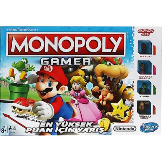 Monopoly Gamer Box Game