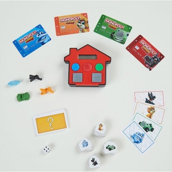 Monopoly Junior Digital Bankacılık
