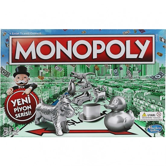 Monopoly Kutu Oyunu