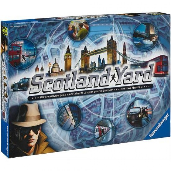 Ravensburger Scotland Yard Box Game