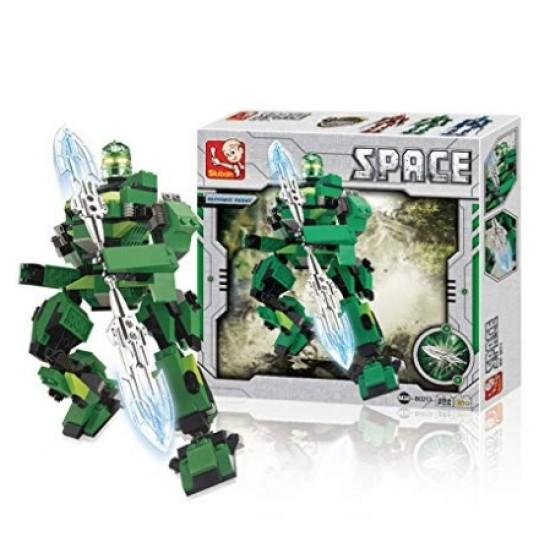 Sluban Space Büyük Ultimate Robot