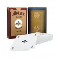 Star Gold-Serie Playing Sheet (Single Deck)