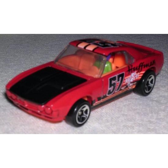 Hot Wheels Crasher 2 Xplode Firebird Stunt Car