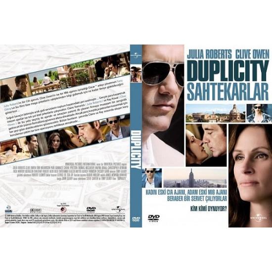 Crooks - Duplicity Blu-Ray Disc