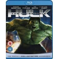 Hulk The Incredible Blu-ray Disc