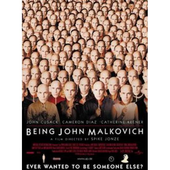 Becoming John Malkovich