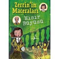 Zerrin's Adventures Egyptian Magic Dan Metcalf