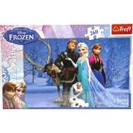 Disney Frozen Trefl Puzzle 13196