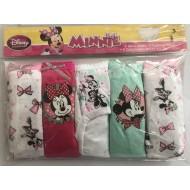 Disney collection Minnie Panties 5 pcs